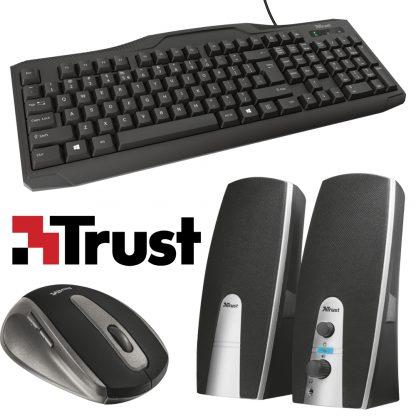 PC-Keyboard-Mouse-Speaker-Set
